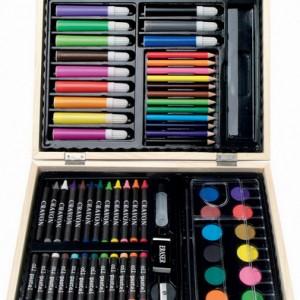 Набор для рисования: 67 предметов