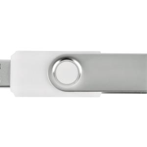 Флеш-карта USB 2.0 8 Gb «Квебек», белый
