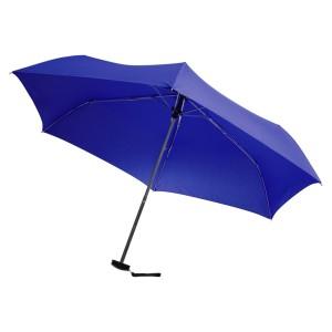 Зонт складной Unit Slim, синий