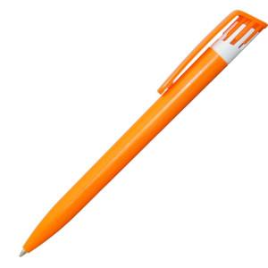 Ручка шариковая, пластик,