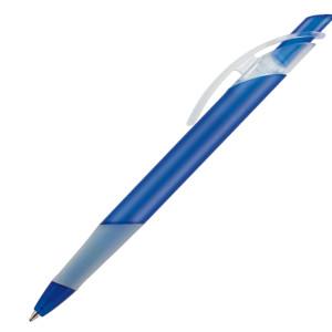 Ручка шариковая, пластик, прозрачный Lotus