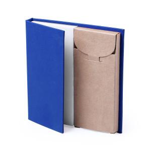 Набор LUMAR: листы для записи (60шт) и цветные карандаши (6шт)