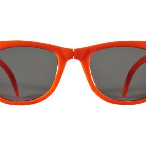 """Очки солнцезащитные """"Sun Ray"""" складные, оранжевый"""