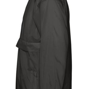 Ветровка из нейлона SURF 210, черная